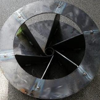 Рабочее колесо (крыльчатка) для УВП-7000