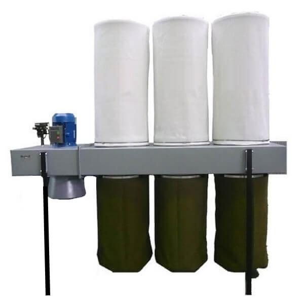 Установка вентиляционная пылеулавливающая УВП-2000А
