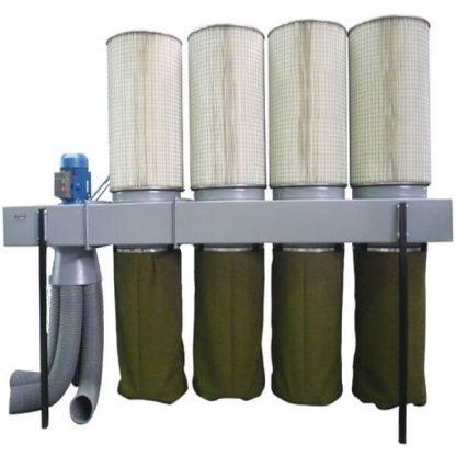 Установка вентиляционная пылеулавливающая УВП-7000